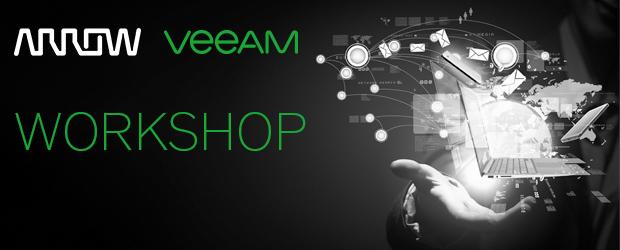 Erbjuda backup som tjänst? Veeam Service Provider workshop 1