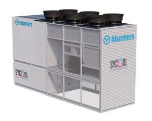 Munters lanserar ny kylningsteknik 1