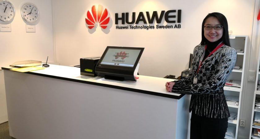 Huawei och Arrow ECS i samarbete