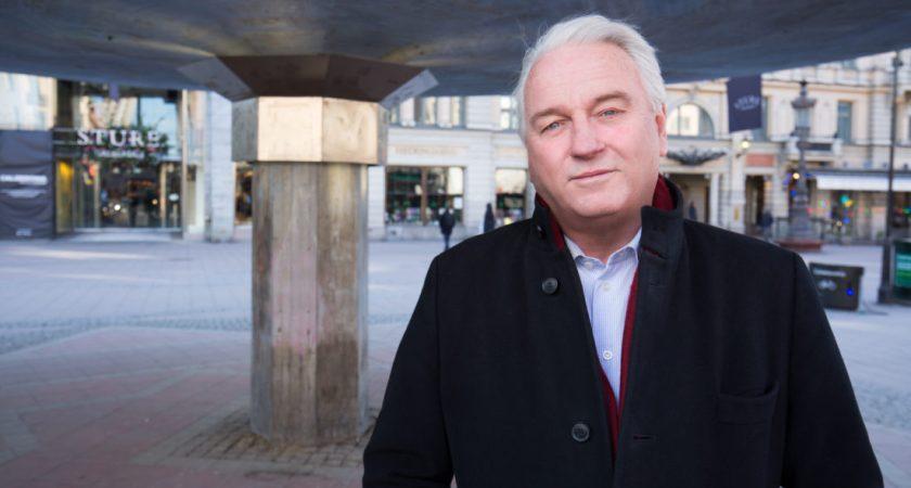 Peter Källviks tusenkonstnär med ansvar för Norden