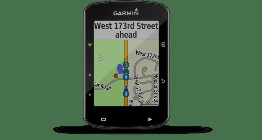 Garmin presenterar Edge 520 Plus – cykeldator med avancerad navigation och inbyggda utmaningar