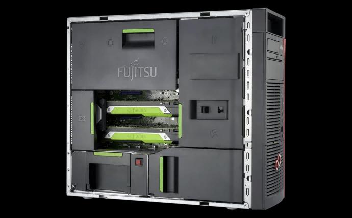 Fujitsu ger deep learning-kapacitet för workstations och servrar via stöd för världens mest kraftfulla grafikkort