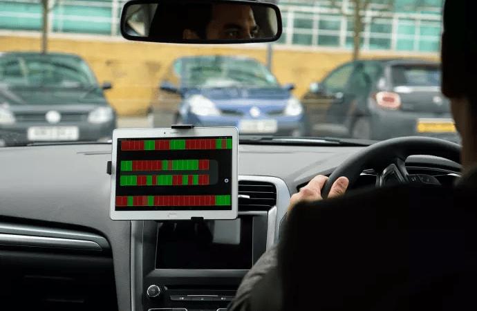 Ny teknologi ska hjälpa förare hitta lediga parkeringsplatser