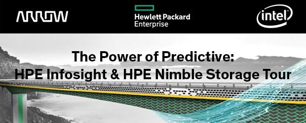 HPE InfoSight & HPE Nimble Storage Tour 1