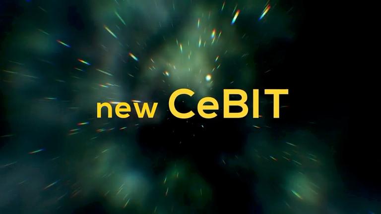 """CEBIT """"Etablerad mötesplats i ny spännande form"""""""