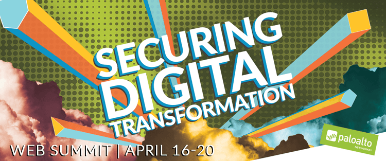 WELCOME TO THE SECURING DIGITAL TRANSFORMATION WEB SUMMIT 1