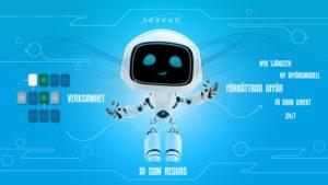 Seavus fortsätter satsa på Artificiell intelligens i Stockholm 1