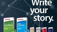 Toshiba lanserar nya, kraftfulla interna hårddiskar för bevakning och  videostreaming