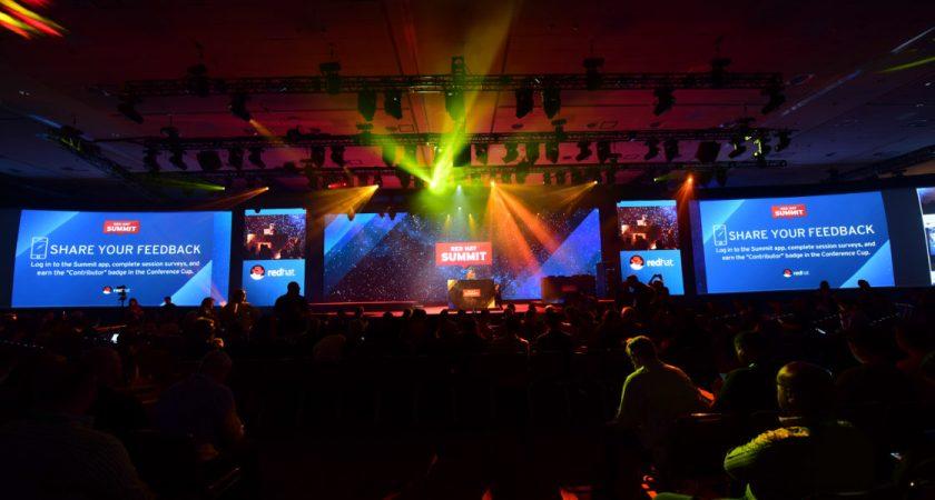 Red Hat Summit nya fördjupade partnerskap