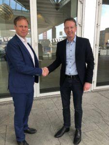 iCentrex växer i Norden och förvärvar två danska företag 1