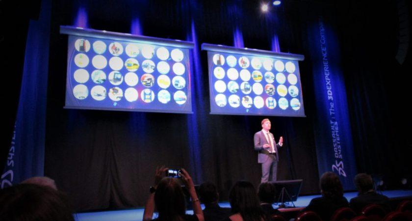 """Mårten Gustafsson på 3DExperience Forum: """"Det ligger i vår natur att tänka på miljön"""""""