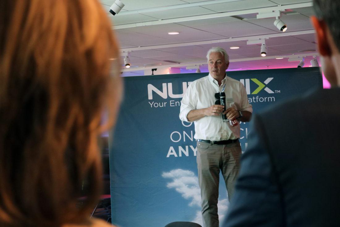 """Nutanix """"firar sommaren med nytt kontor"""" 19"""