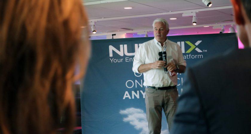 """Nutanix """"firar sommaren med nytt kontor"""""""