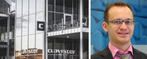Pedab ny distributör av Clavister för norra Europa 1