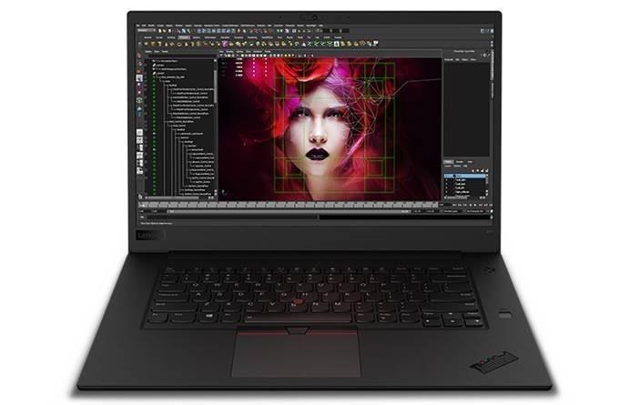 Lenovo lanserar nya ThinkPad P1 och ThinkPad P72