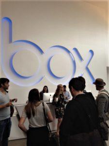 Rapport från BoxWorks och Box HQ: Nu kommer maskininlärning på bred front 1