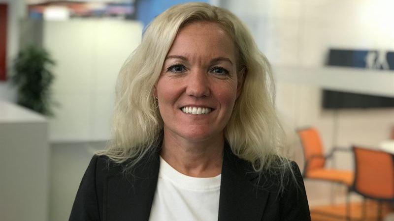 Karin Patring ny HR-direktör på Sogeti