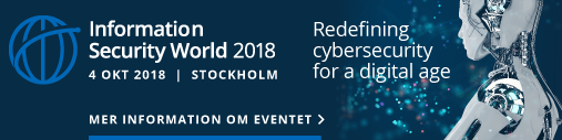 Information Security World (ISW) 2018