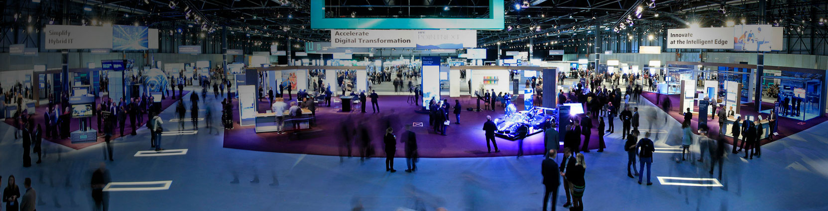 HPE Discover 2018 Madrid 1