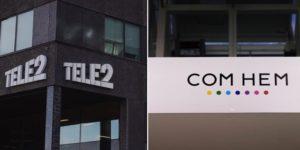 EU-kommissionen har godkänt sammanslagningen av Tele2 och Com Hem 1