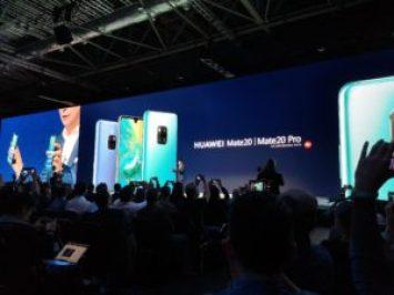 """Huawei """"Framtiden är redan här! Är Sverige redo?"""" 1"""