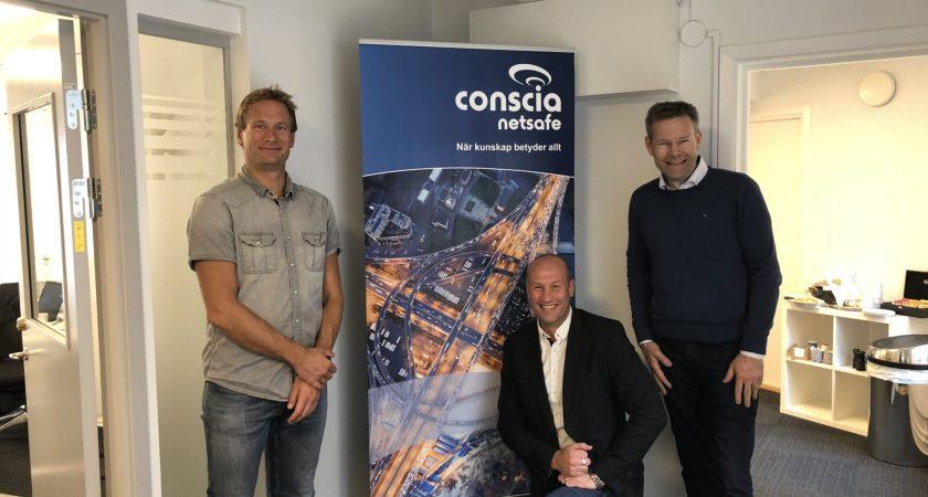 Conscia Netsafe slår upp portarna i Malmö