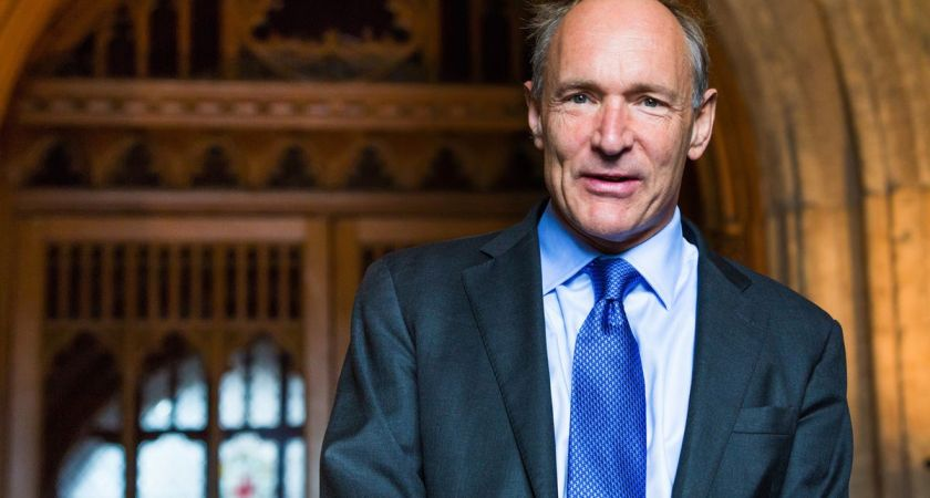 Sir Tim Berners-Lee huvudtalare på Akamai EDGE EMEA Forum i Barcelona