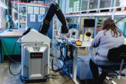 Robotar ska skapa arbetstillfällen för personer med funktionsnedsättning 1