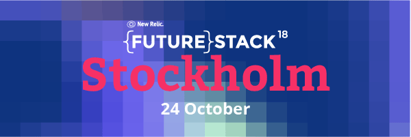 FutureStack18: Stockholm 1