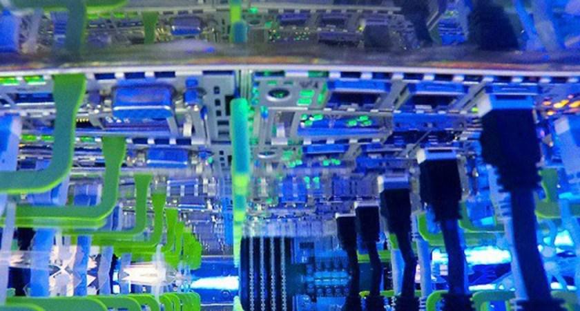 Nyskapande kylsystem för IT-system får miljöpris