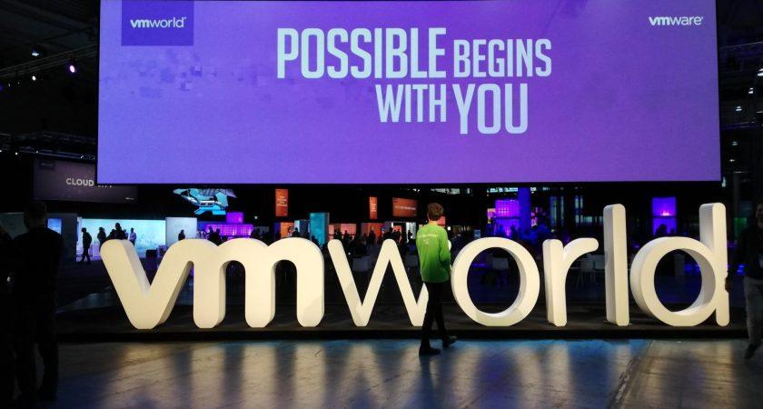 På VMworld 2018 i Barcelona släpptes molnnyheter, för såväl produkter som partner