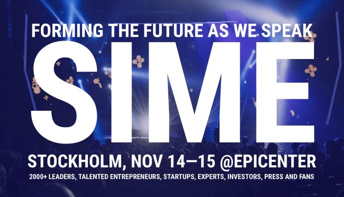 Sime 2018 på Epicenter tacklar de stora frågorna inom digitalisering med en tung agenda