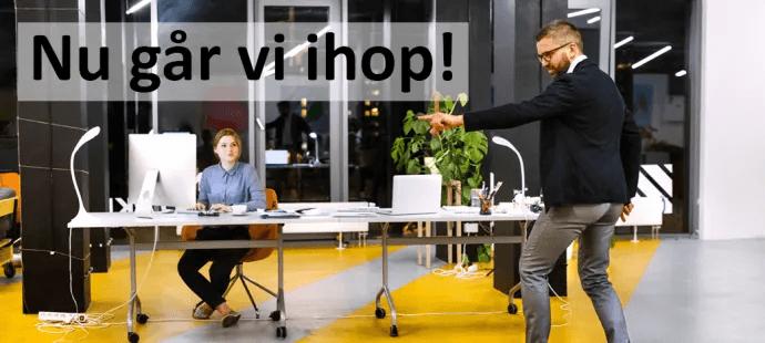 NetNordic och Radpoint går samman – Skapar en nordiskt ledande aktör inom nätverk, IT-säkerhet och smarta datacenter