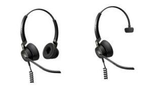 Jabra lanserar Engage 50, ett professionellt digitalt headset för samtal med bättre kvalitet 1
