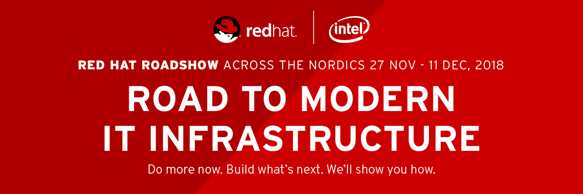 Road to modern IT infrastructure 1