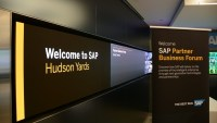 Ekosystemet stod i centrum på SAP partnerforum i New York