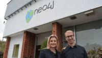 Neo4j utnämner Denise Persson till ny styrelseledamot