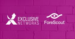 Exclusive Networks presenterar en deras nya leverantör - Forescout 1