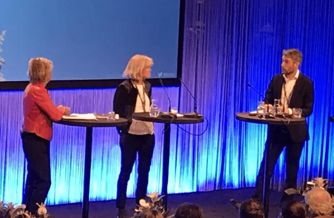 Civilt försvar, cyberhot och näringslivets roll i totalförsvaret i fokus på Folk och Försvars Rikskonferens