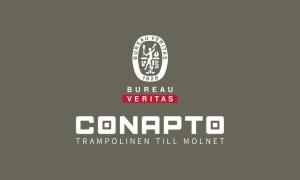 Conapto fortsatt ISO-certifierade 1
