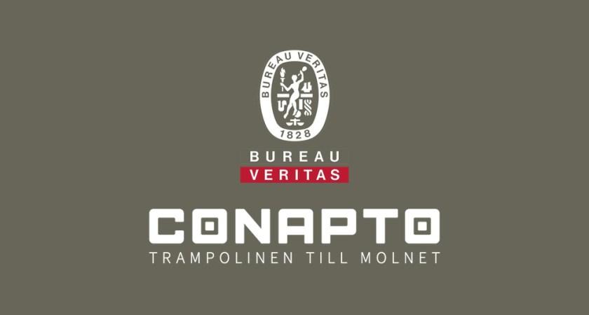 Conapto fortsatt ISO-certifierade