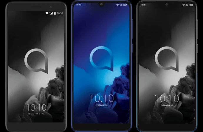 Alcatel lanserar flera prisvärda mobiltelefoner