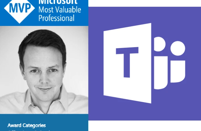 Cellip har Sveriges enda Microsoft Teams MVP