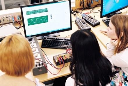 Teknik är för alla - tre initiativ för att öka tjejers teknikintresse 2