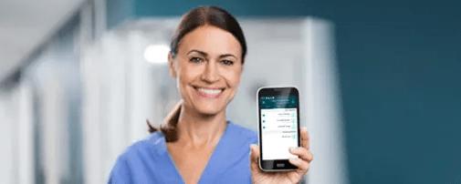 Ascom möjliggör nya mobila arbetsflöden med lanseringen av Ascom Myco 3 smartphone