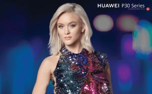 Zara Larsson frontar Huaweis nya smartphone 1