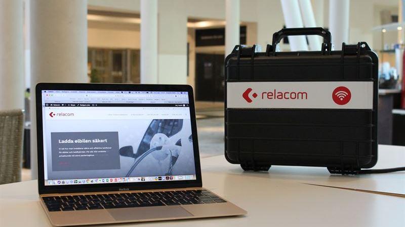 Relacom lanserar smart wifi i bärbar väska