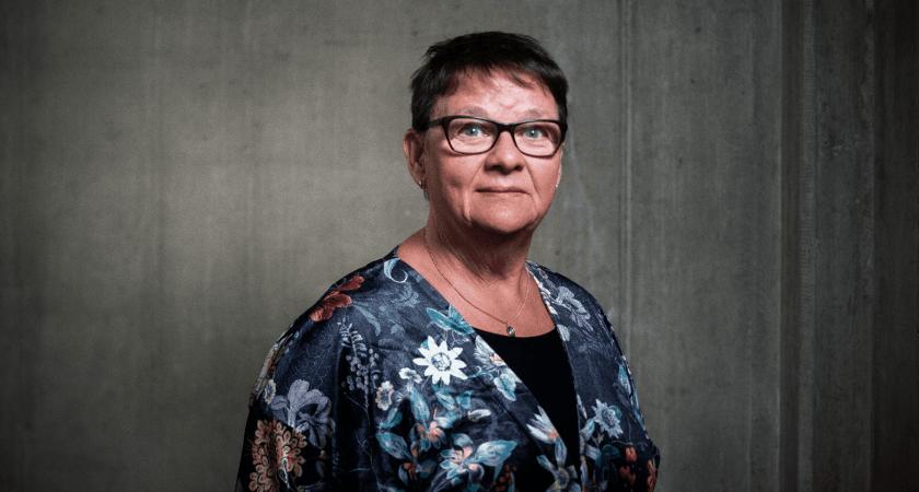 IT-säkerhetsexperten Anne-Marie Eklund Löwinder utsedd till Årets Maktmappie 2018