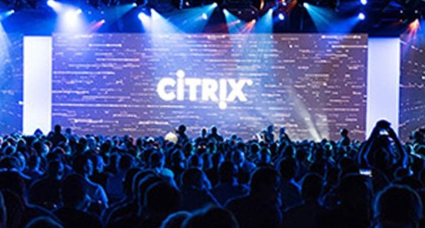 Citrix kopplar på Google Cloud