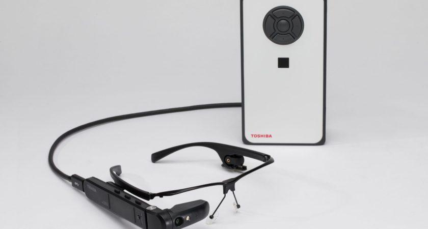 Dynabook lanserar arbetsflöden för AR-glasögon